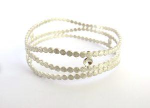 zilveren-pareldraad-armband